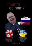 Tefft go home!